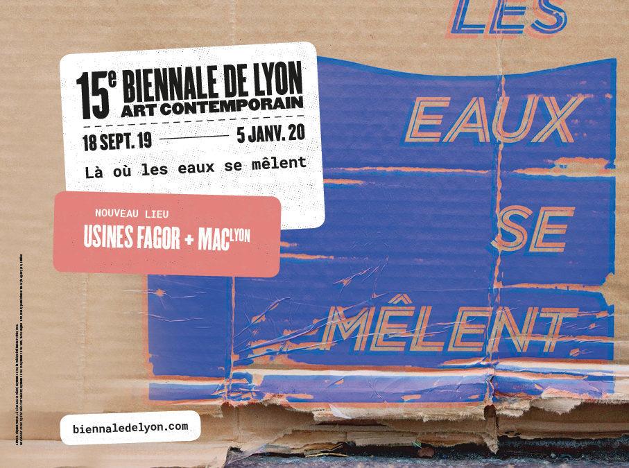 15e Biennale d'art contemporain de Lyon