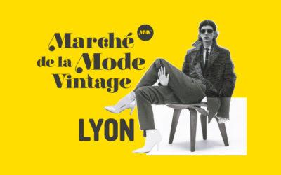 Sortir à Lyon : Le Marché de la mode Vintage 2020